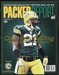 2012 Charles Woodson Green Bay Packers Packer Report