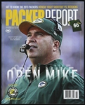 2013 Mike McCarthy Green Bay Packers Packer Report