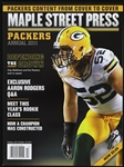 2011 Clay Matthews Green Bay Packers Maple Street Press Packers Annual