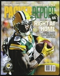 2013 James Jones Green Bay Packers Packer Report