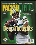 2011 Greg Jennings Green Bay Packers Packer Report