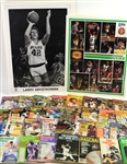 1970s-1990s Milwaukee Bucks Posters and Baseball/Football/Basketball Digests (Lot of 45+)