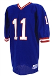 1980-85 Phil Simms New York Giants Home Jersey (MEARS LOA)
