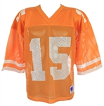 1989-91 Carl Pickens Tennessee Volunteers Jersey (MEARS LOA)