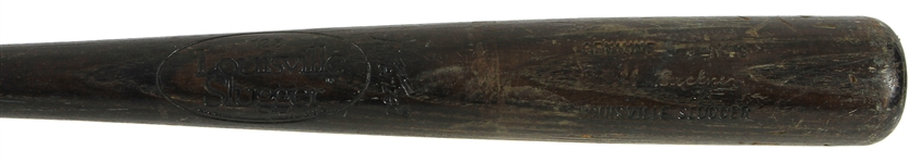 1983-84 Bill Buckner Chicago Cubs Louisville Slugger Professional Model Game Used Bat (MEARS A9.5)