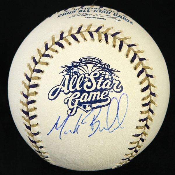 2002 Mark Buehrle Chicago White Sox Signed Official All Star Game Baseball (JSA)