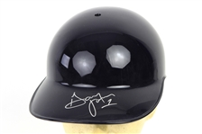 2014 (May 4) Gary Jones Chicago Cubs Signed 1929 Throwback Game Worn Coaches Helmet (MEARS LOA/JSA/MLB Hologram)