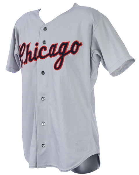 1990 Jeff Torborg Chicago White Sox All Star Game Jersey (MEARS LOA)