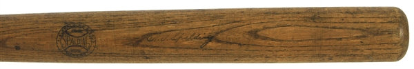 1910s AG Spalding & Bros Store Model Baseball Bat