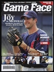 2005 Casey Blake Cleveland Indians Signed Game Face Magazine (JSA)