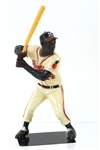 1960-63 Hank Aaron Milwaukee Braves Hartland Statue
