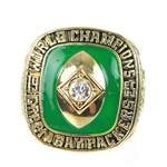 1965 Bart Starr Green Bay Packers World Champions High Quality Replica Ring