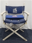 1980s Chicago White Sox Comiskey Park Folding Players Chair