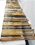 1950s-Present History of the Chicago White Sox Game Used Bat Collection (300+)