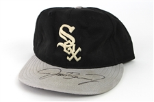1999-2001 James Baldwin Chicago White Sox Signed Batting Practice Cap (MEARS LOA/JSA)