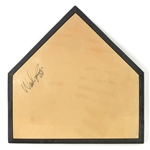 1990s Wade Boggs Boston Red Sox Signed Home Plate (JSA)