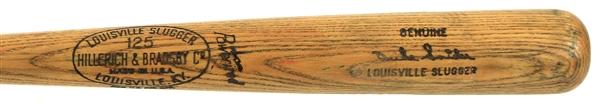 1964 Duke Snider San Francisco Giants H&B Louisville Slugger Professional Model Game Used Bat (MEARS A10)