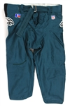 1996 William Fuller Philadelphia Eagles Game Worn Uniform Pants (MEARS LOA)