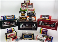 Bandai, Diapet & more Toy Cars (Lot of 26)