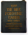 1897-1904 The 68x Nile Fortune Tarot Reading Cards