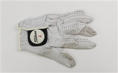 2000 Tiger Woods US Open Signed Titleist Golf Glove (MEARS LOA/JSA)