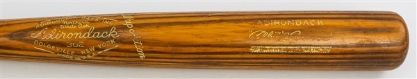 1961-63 Albie Pearson Los Angeles Angels Adirondack Professional Model Game Used Bat (MEARS A7)