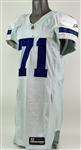 2008 Cory Procter Dallas Cowboys Game Worn Home Jersey (MEARS LOA/ProvaGroup)