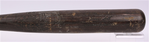 1980-82 Rodney Scott Montreal Expos Louisville Slugger Professional Model Game Used Bat (MEARS LOA)