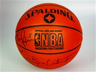 1991-92 NBA Champion Chicago Bulls Team Signed ONBA Stern Basketball w/ 11 Signatures Including Michael Jordan, Scottie Pippen & More (PSA/DNA)