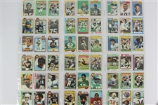 1970s-1990s Baseball Football Basketball Trading Card Collection - Lot of 1500+