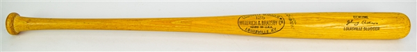 1965-68 Johnny Callison Philadelphia Phillies H&B Louisville Slugger Professional Model Bat (MEARS LOA & PSA/DNA)