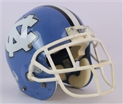 2000s Lawrence Taylor North Carolina Tar Heels Signed Professional Model Helmet (JSA)