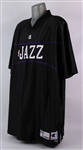 1999-2002 Karl Malone Utah Jazz Shooting Shirt (MEARS LOA)