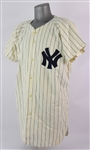 1960s Mickey Mantle New York Yankees MacGregor Home Jersey