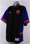 1997-98 Patrick Ewing New York Knicks Shooting Shirt (MEARS LOA)