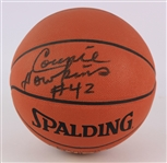 2000s Connie Hawkins Phoenix Suns Signed Basketball (JSA)