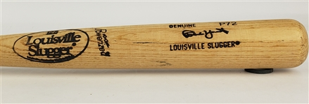 1986-89 Robin Yount Milwuakee Brewers Louisville Slugger Store Model Bat