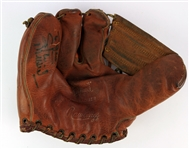 1960s Stan Musial St. Louis Cardinals Signed Rawlings Player Endorsed Store Model Fielders Mitt (JSA)