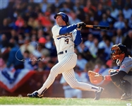 "1990s Paul Molitor Milwaukee Brewers Signed 16"" x 20"" Photo (JSA)"
