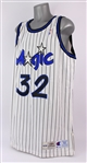 1994-95 Shaquille ONeal Orlando Magic Home Jersey (MEARS A5)