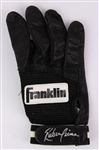 1986-92 Ruben Sierra Texas Rangers Signed Franklin Batting Glove (MEARS LOA/JSA)