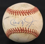 2000s Cal Ripken Jr. Baltimore Orioles Signed Baseball (JSA)