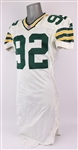 "1995 Reggie White Green Bay Packers Game Worn Road Jersey (MEARS A10/Team COA) ""NFC DEFENSIVE PLAYER OF THE YEAR"""