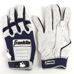 2010s Franklin Size XL Batting Gloves (Pair)