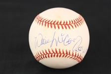 1995-99 Willie McCovey San Francisco Giants Signed ONL Coleman Baseball (JSA)