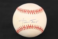 1994 Willie Mays San Francisco Giants Signed ONL Coleman Baseball (JSA)