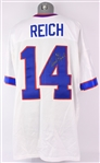 1991-94 Frank Reich Buffalo Bills Signed Jersey (JSA)