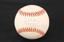 1998 Juan Marichal San Francisco Giants Signed ONL White Baseball (JSA)