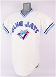 1987 Tony Fernandez Toronto Blue Jays Tribute Jersey