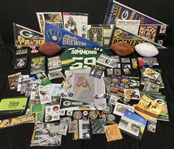 Green Bay Packers Memorabilia Lot (150+)